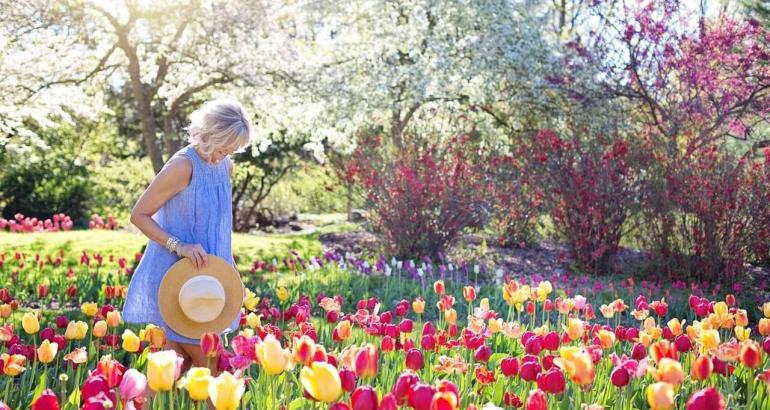 По-красиви през пролетта