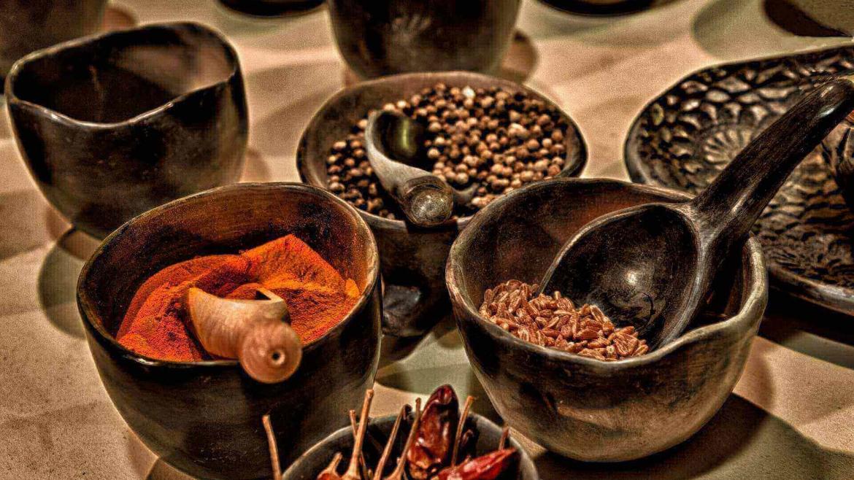Чудотворните качества на подправките и билките