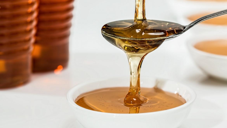 Подхранване на кожата с пчелен мед
