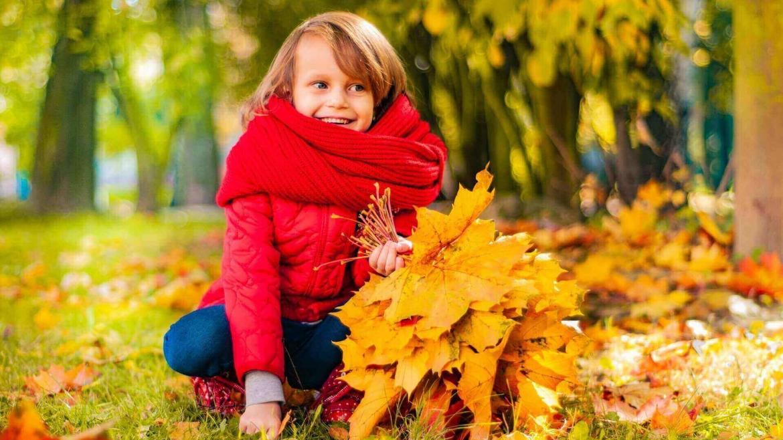 Първите есенни дни и всичко необходимо за кожата