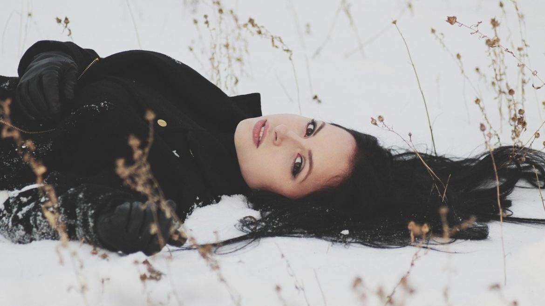 Зимата и гримът