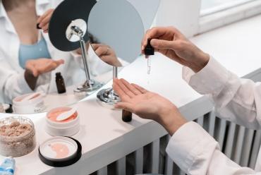 Активни и неактивни съставки в грижата за кожата